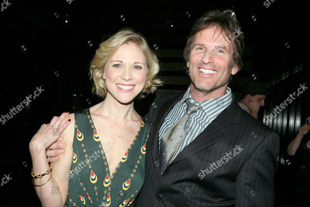 Stock Image of Tracy Middendorf and Hart Bochner