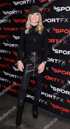 Editorial photo of SPORTFX cosmetic and sports launch party, London, UK - 10 Nov 2016