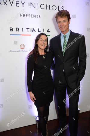 William Fox-Pitt and guest
