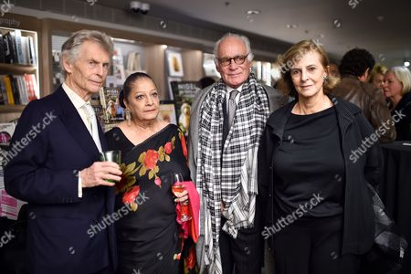Editorial picture of National Portrait Gallery book signings, London, UK - 10 Nov 2016