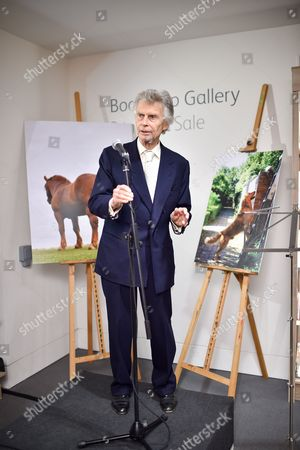 Editorial photo of National Portrait Gallery book signings, London, UK - 10 Nov 2016