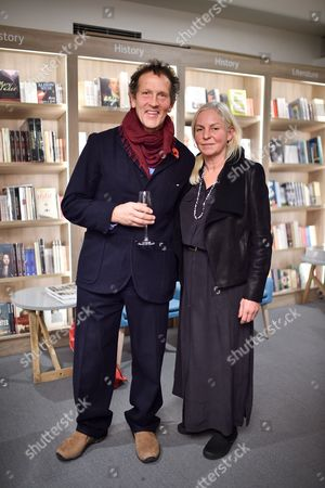 Editorial image of National Portrait Gallery book signings, London, UK - 10 Nov 2016