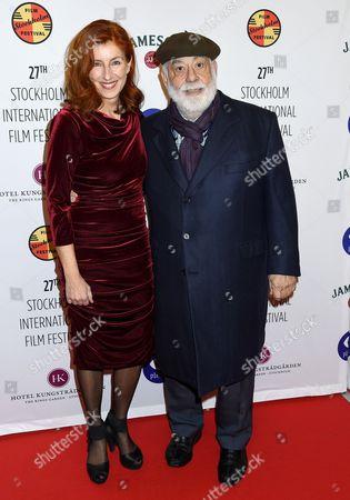 Editorial image of Lifetime Achievement Award, Stockholm International Film Festival, Sweden - 10 Nov 2016