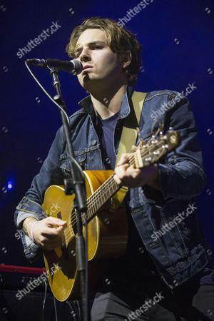 Editorial image of The Beach in concert, Glasgow, Scotland, UK - 10 Nov 2016