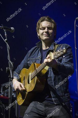 Editorial photo of The Beach in concert, Glasgow, Scotland, UK - 10 Nov 2016