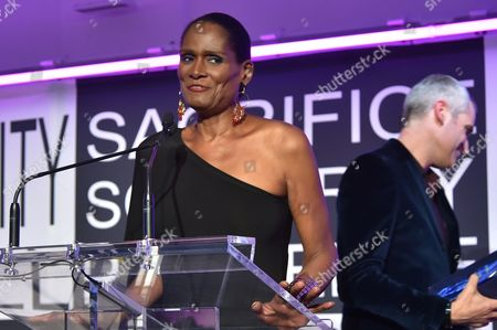 Editorial photo of OUT 100 Gala, Metropolitan West, New York, USA - 10 Nov 2016
