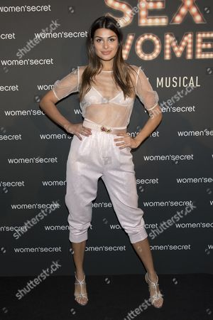 Editorial picture of Elsa Pataky presents Women'Secret First Musical, Madrid, Spain - 10 Nov 2016