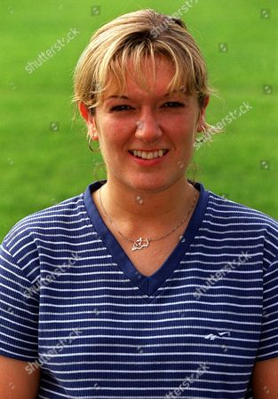 Sarah Scott - Harlequins Photocall 22/08/2001 Great Britain London