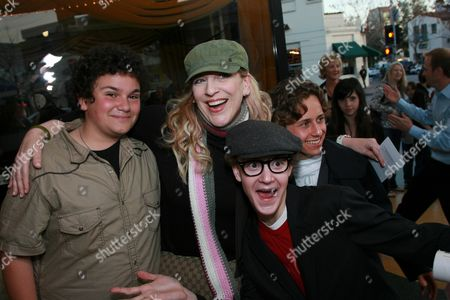 Troy Gentile, Lisa Lampanelli, Nate Hartley and David Dorfman