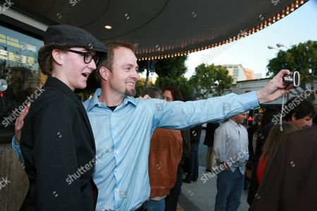 Nate Hartley and Co-Producer/Writer Kristofor Brown