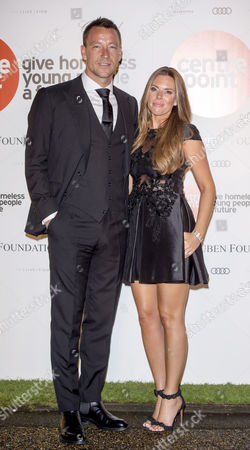 John Terry and Toni Poole