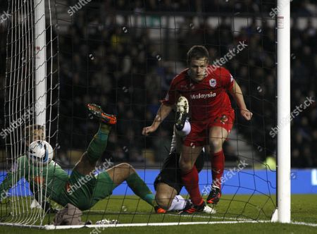 Editorial picture of Derby 1 Cardiff 1 - 27 Nov 2012
