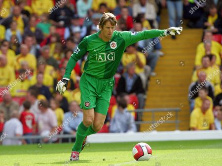 Editorial image of Watford 1 Man Utd 2 - 26 Aug 2006