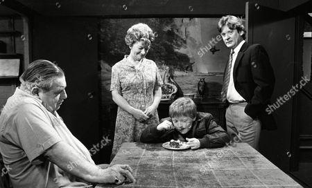 "Editorial photo of ""Coronation Street"" TV series- 1970s"