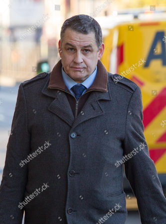 Editorial picture of Dr Michael Kennedy at Cambridge crown court, UK - 11 Nov 2016