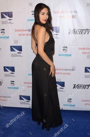 Stock Photo of Candice Zhao
