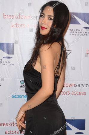 Stock Image of Candice Zhao