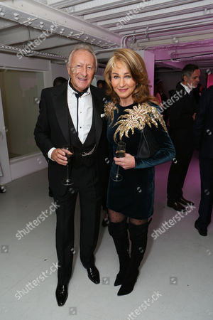 Editorial picture of London College of Fashion fundraising ball, London, UK - 10 Nov 2016