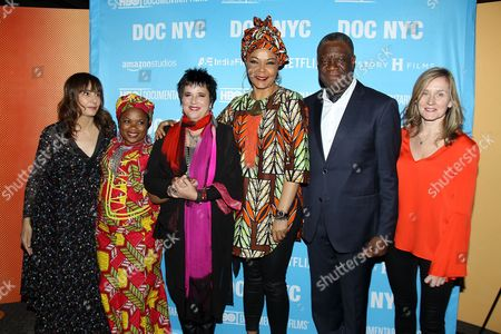 Editorial photo of DOC NYC Premiere of CITY OF JOY, New York, USA - 11 Nov 2016