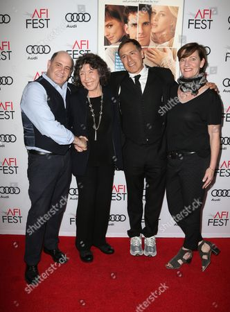 Matthew Weiner, Lily Tomlin, David O Russell and Zanne Devine