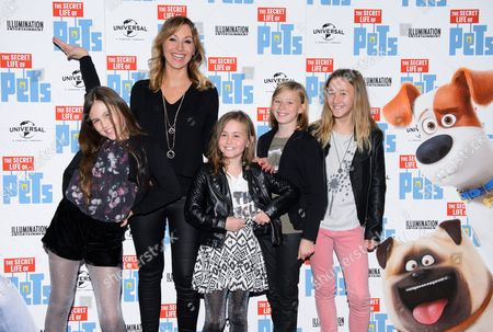 Sophie Blake and Family