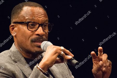 Filmmaker Frank Dawson, creator of 'Agents of Change' screened at NYC Documentary Film Festival at School of Visual Arts Theater.