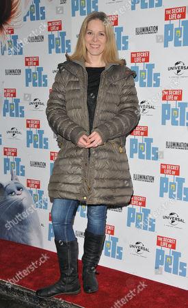 Editorial picture of 'The Secret Life of Pets' film premiere, London, UK - 12 Nov 2016