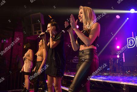 Four of Diamonds - Yasmin Lauryn, Caroline Alvares, Lauren Rammell, Sophia Saffarian