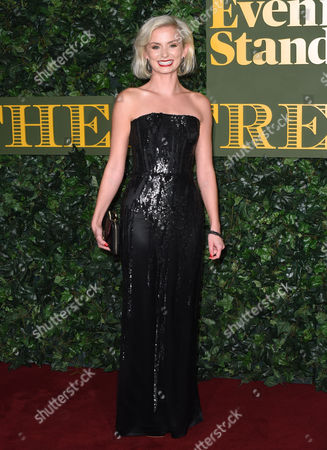Editorial photo of Evening Standard Theatre Awards, The Old Vic, London, UK - 13 Nov 2016