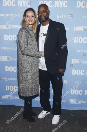 Natasha and Kenny Anderson