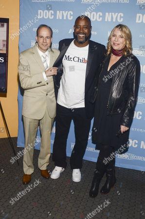 Editorial photo of 'Mr. Chibbs' film premiere, New York, USA - 12 Nov 2016
