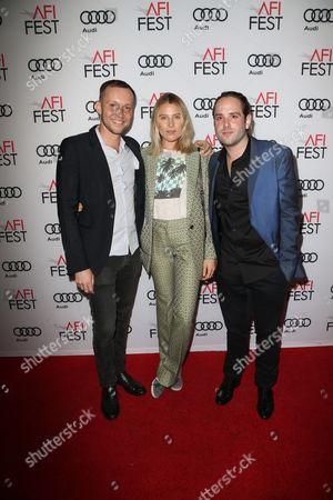 Editorial photo of 'Live Cargo' film premiere, AFI Fest, Los Angeles, USA - 11 Nov 2016