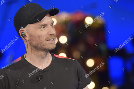 The Coldplay, Jonny Buckland