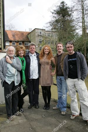 Allen Rothwell, Rula Lenska, Nicholas Ball, Monica Nowak, Jonathan Niton and Simon Turner