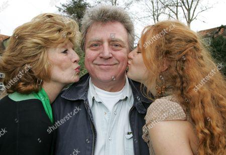 Stock Picture of Rula Lenska, Nicholas Ball, and Monica Nowak