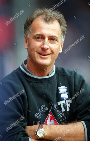 Trevor Francis (Birmingha City Manager) Birmingham City v Barnsley Division 1 Play Off Semi Final 13/05/2000 Great Britain Birmingham
