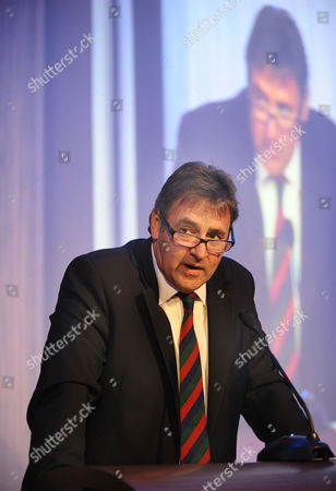 Stock Photo of Rugby Union - Lord's Taverners Tribute Dinner to The Winning British Lions - Grange Tower Bridge Hotel Chris Cowdrey