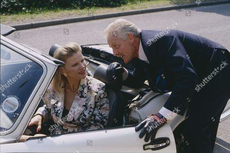 Editorial photo of 'Emmerdale' TV Series - Sep 1991
