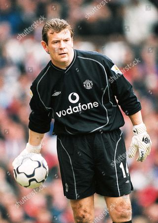 Andy Goram - Man Utd Manchester United v Coventry City FA Premiership 14/4/2001 Great Britain Manchester
