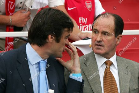 GEORGE GRAHAM ( EX ARSENAL MANAGER ) EMIRATES CUP 2007 INTER MILANv VALENCIA AT THE EMIRATES 28/07/2007 ENGLAND LONDON