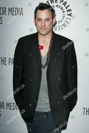 Stock Picture of Nicholas Brendon