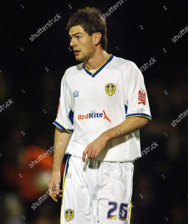 Ben Parker (Leeds) Southend v Leeds United 29/1/2008