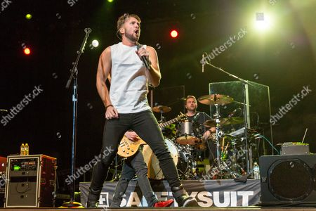 Editorial photo of SafetySuit in concert Genesee Theatre, Waukegan, Illinois, USA - 09 Nov 2016