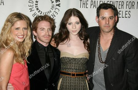Editorial picture of 25th Annual Paley Television Festival Presents 'Buffy the Vampire Slayer Reunion', ArcLight Cinemas, Hollywood, Los Angeles, America - 20 Mar 2008