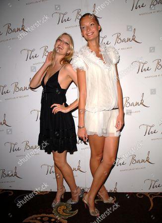 Sara McNeilly and Tiiu Kuik