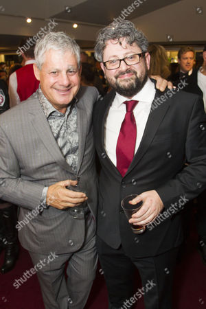 Cameron Mackintosh and Laurence Connor (Director)