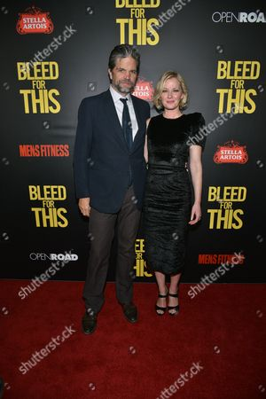 Gretchen Mol and Tod Williams