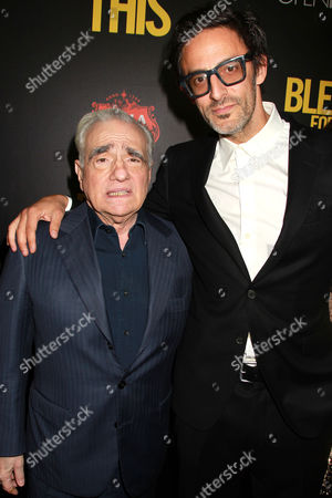 Martin Scorsese and Ben Younger