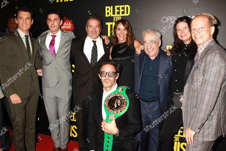 Miles Teller, Josh Sason,Chad Verdi,Pamela Thur, Martin Scorsese, Emma Tillinger Koskoff, Bruce Cohen, Ben Younger