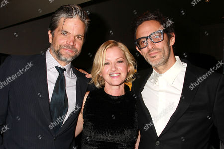 Tod Williams, Gretchen Mol and Ben Younger